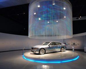 BMW水素エネルギー展  東京 2007