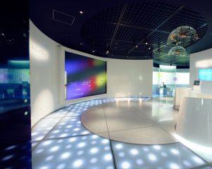 NTT DOCOMO Exhibition Hall WHARF 神奈川 2003